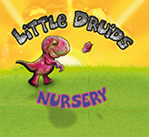 Little Druids Nursery Logo
